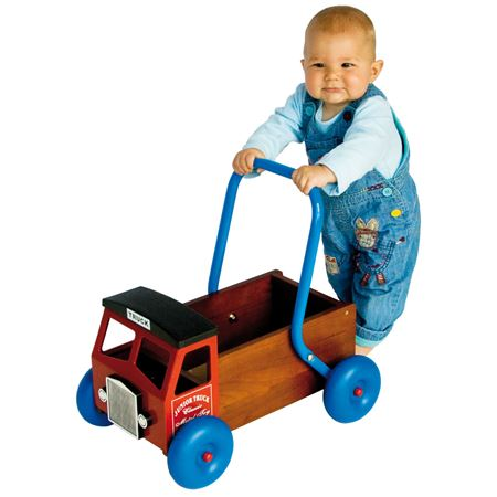 Picture of Baby Walker - Red Truck