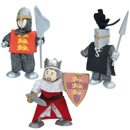 Picture of Camelot Castle Budkin Knights Bundle