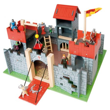 Picture of Camelot Castle Package 2013