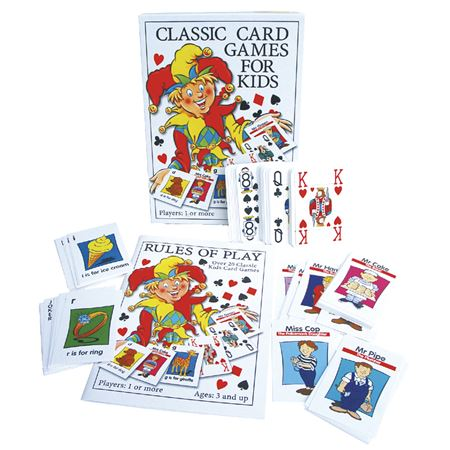 Picture of Classic Card Games for Kids