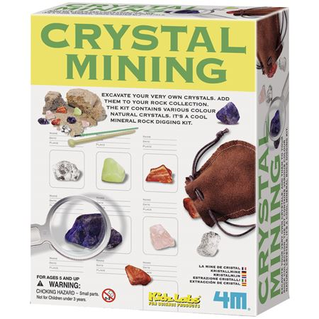 Picture of Crystal Mining