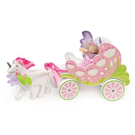 Picture of Fairy Carriage & Unicorn