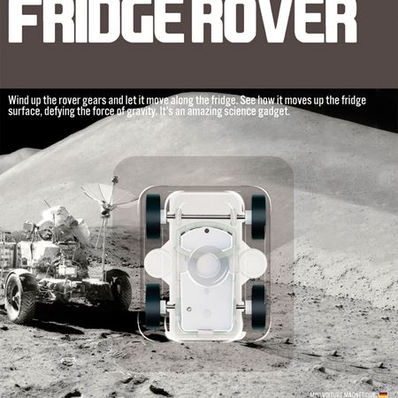 Picture of Zero Gravity Fridge Rover
