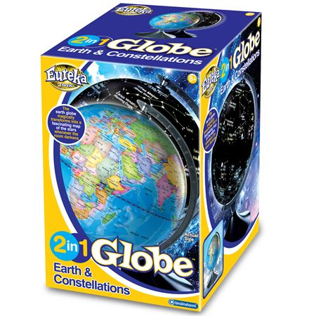 Picture of Globe 2-in-1 Earth & Constellations