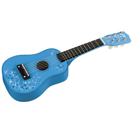 Picture of Guitar - Blue