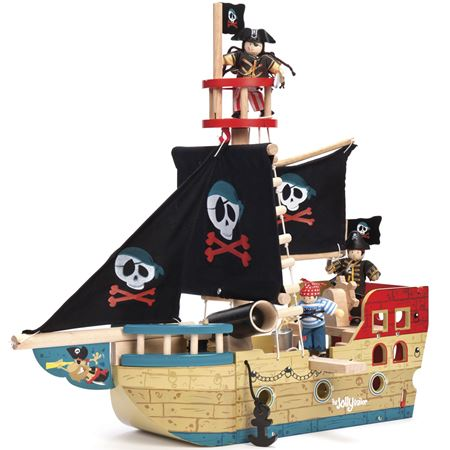 Picture of Jolly Pirate Ship