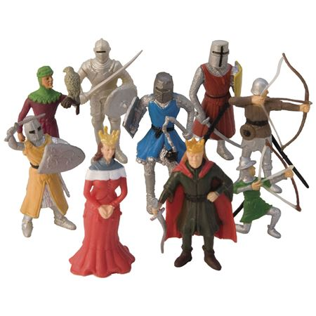 Picture of Medieval Knights