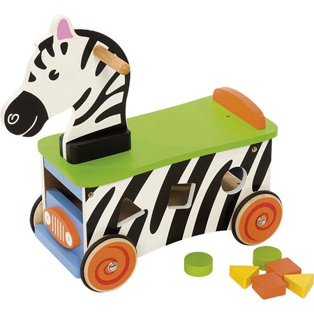 Picture of Ride on Zebra Sorter