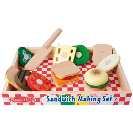 Picture of Sandwich & Burger Making Kit