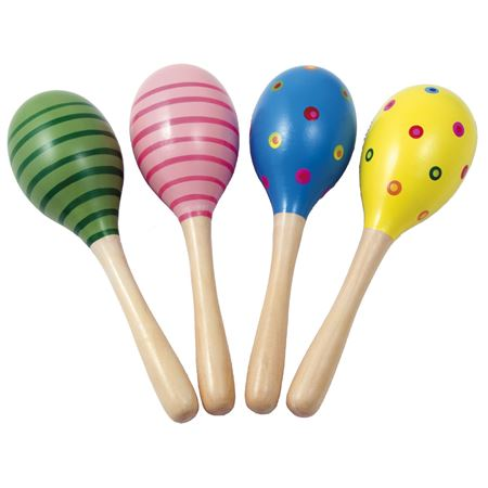Picture of Snazzy Maracas