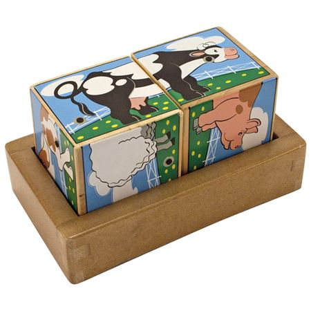 Picture of Sound Blocks - Farm Animals