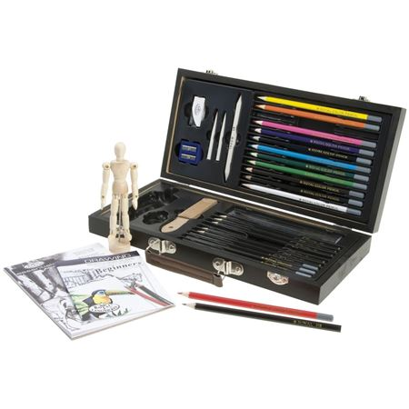 Picture of Beginners' Sketching & Drawing Set