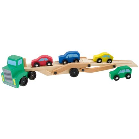 Picture of Wooden Transporter Lorry