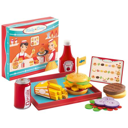 Picture of Ricky & Daisy Fast Food Set