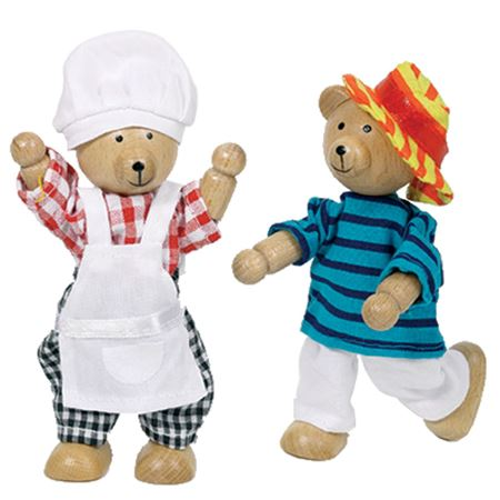 Picture of Dress Up Bears
