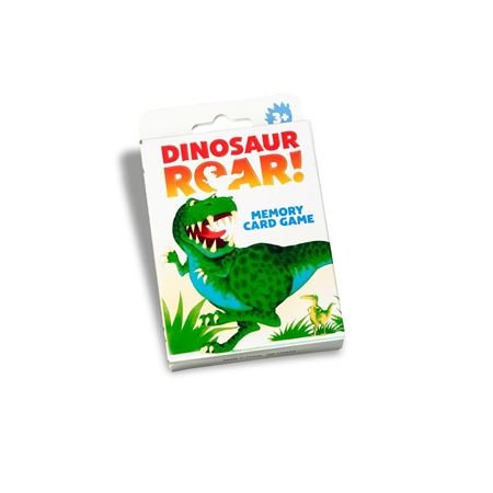Picture of Dinosaur Roar Card Game