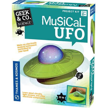 Picture of Musical UFO