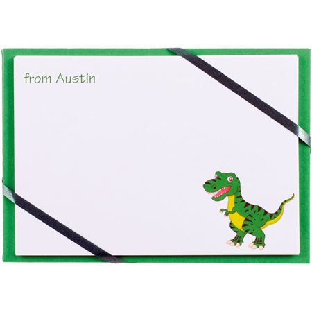 Picture of Named Cards - Dinosaur