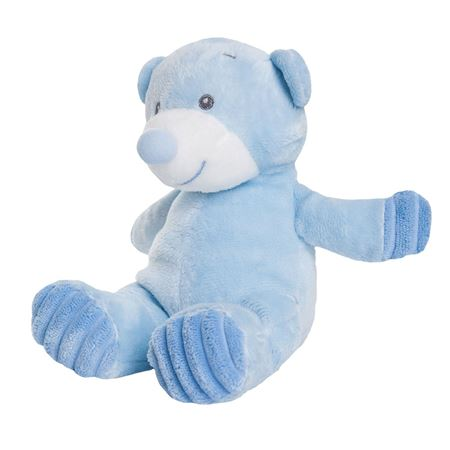 Picture of Soft Baby Bear - Blue