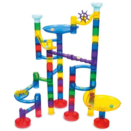 Picture of Glow Super Marble Run