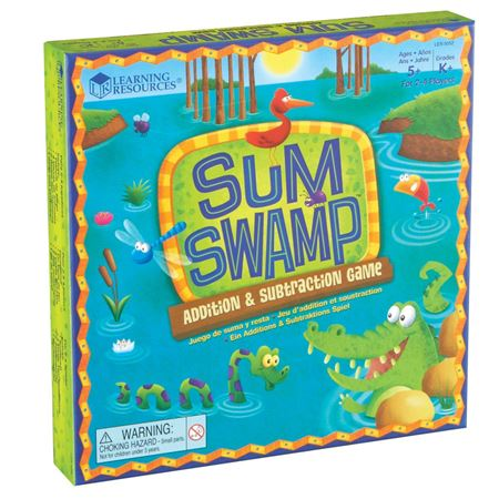 Picture of Sum Swamp Game