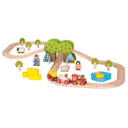 Picture of Farm Train Set