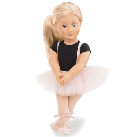 Picture of Violet Anna Ballerina Doll