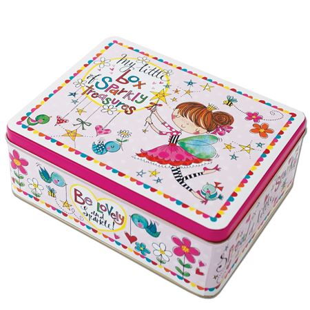 Picture of Sparkly Treasure Box