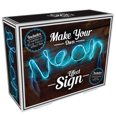 Picture of Make Your Own Neon Sign - Blue