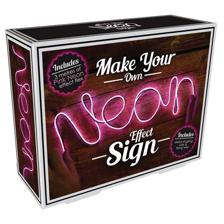 Picture of Make Your Own Neon Sign - Pink