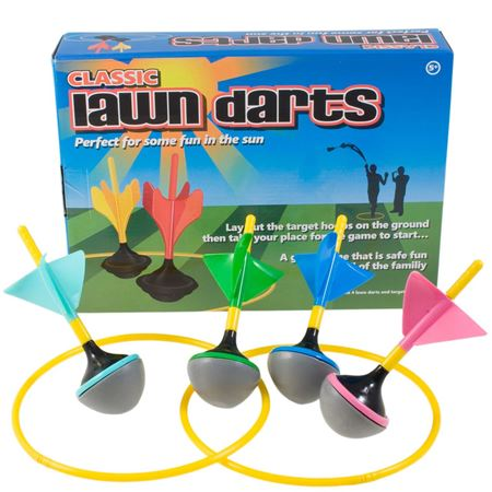Picture of Lawn Darts