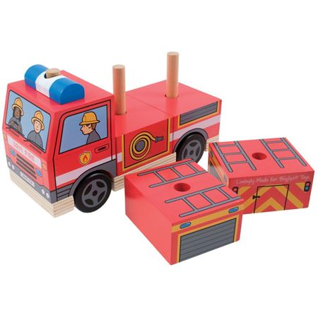 Picture of Stacking Fire Engine