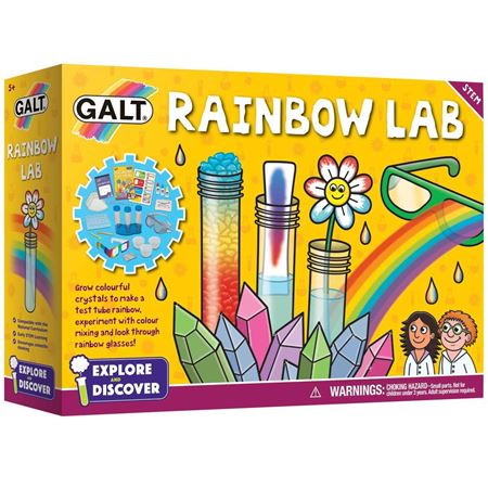 Picture of Rainbow Lab