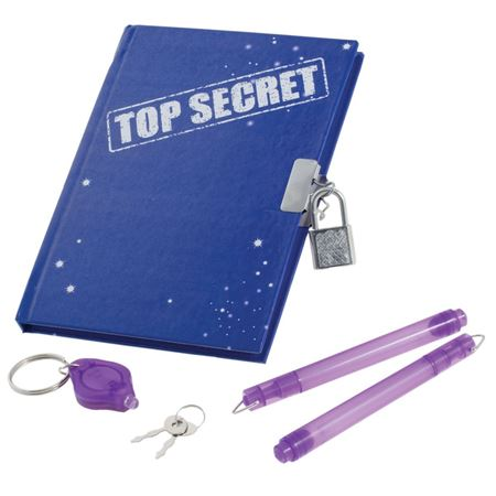 Picture of Secret Spy Message Set