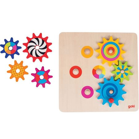 Picture of Cogwheel Game