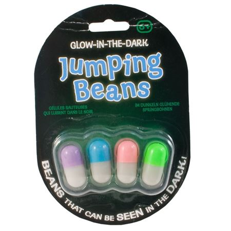 Picture of Glow in the Dark Jumping Beans