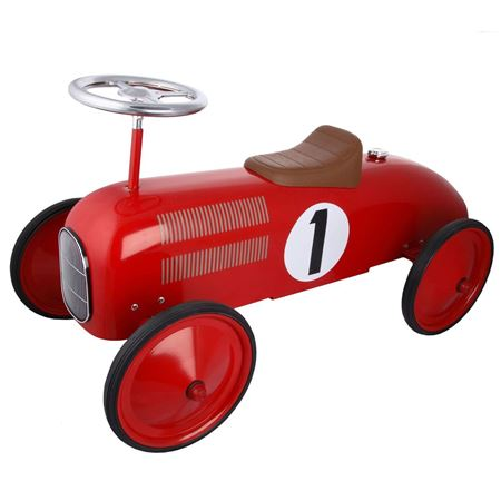 Picture of Ride-On Racing Car - Red