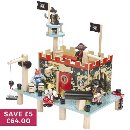 Picture of Buccaneers Pirate Fort Bundle
