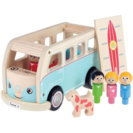 Picture of Camper Van (Blue)