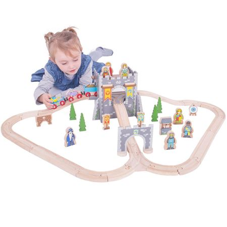 Picture of Medieval Train Set