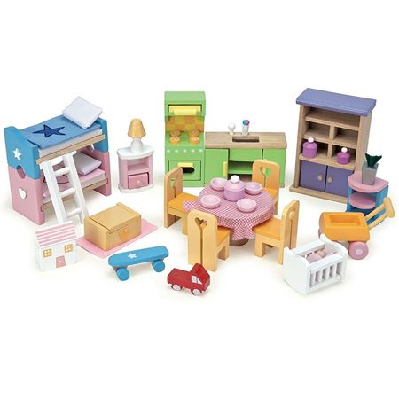 Picture of Dolls House Starter Furniture Set