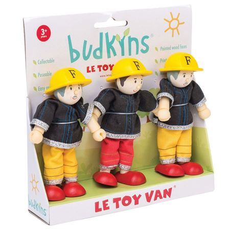 Picture of Budkin Firefighters Set
