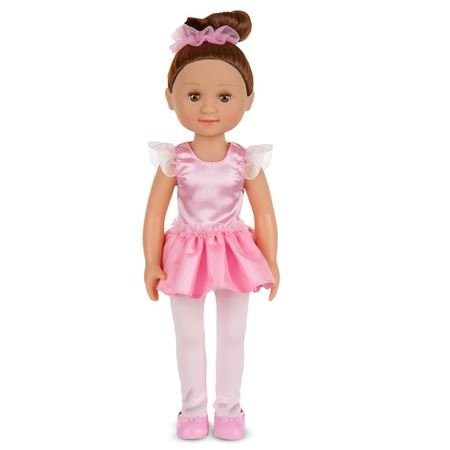 Picture of Victoria Ballerina Doll