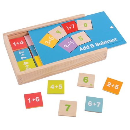 Picture of Add & Subtract Box