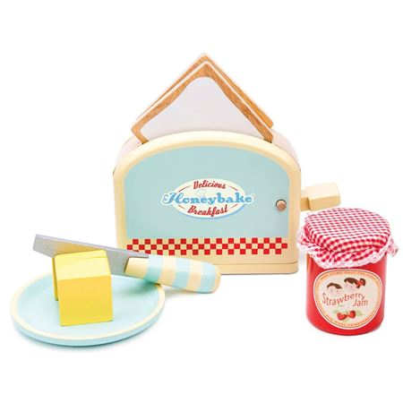 Picture of Toaster Set (Le Toy Van TV287)