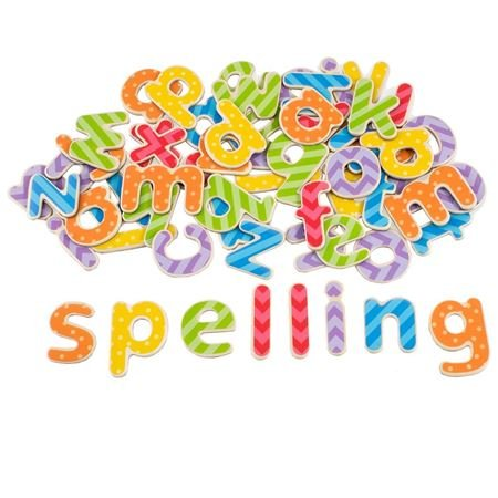 Picture of Magnetic Letters - Lowercase