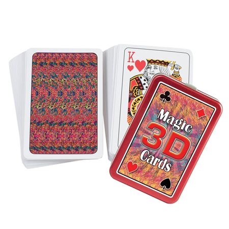 Picture of Magic 3D Cards