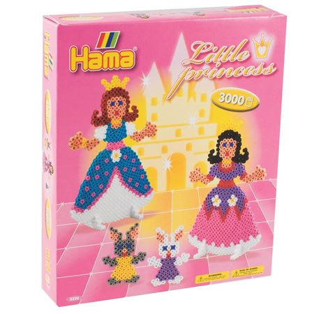 Picture of Hama Beads - Little Princess