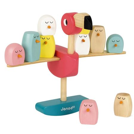 Picture of Flamingo Balancing Game