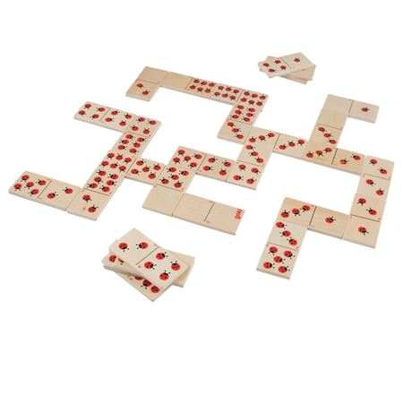 Picture of Ladybird Dominoes